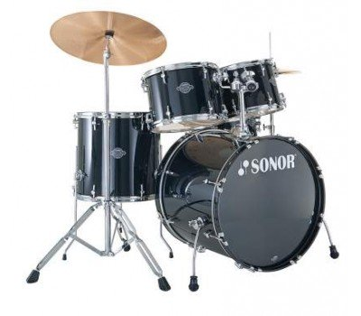 17200210 SMF 11 Stage 1 Set WM 11229 Smart Force Барабанная установка, черная, Sonor