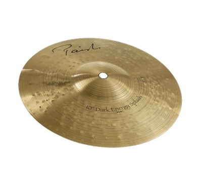 "0004802210 Signature Dark Energy Splash Mark I Тарелка 10"", Paiste"
