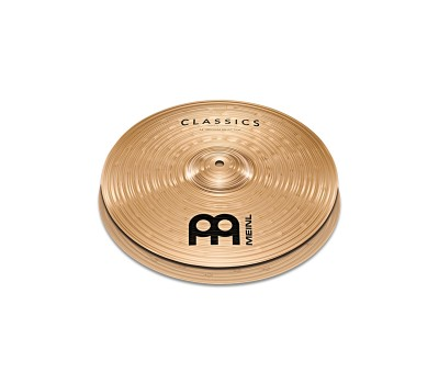 "C14PH Classics Powerful Hihat Две тарелки 14"", Meinl"