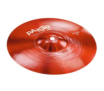 "0001922212 Color Sound 900 Red Splash Тарелка 12"", Paiste"