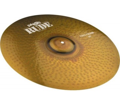 0001121216 RUDE Classic Thin Crash Тарелка 16'', Paiste