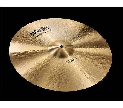 0001141418 Formula 602 Modern Essentials Crash Тарелка 18'', Paiste