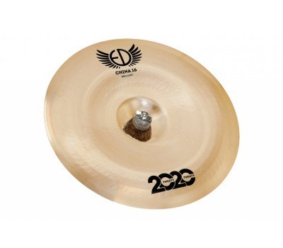 "ED2020CH14BR 2020 Brilliant China Тарелка 14"", ED Cymbals"