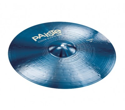 "0001931416 Color Sound 900 Blue Crash Тарелка 16"", Paiste"