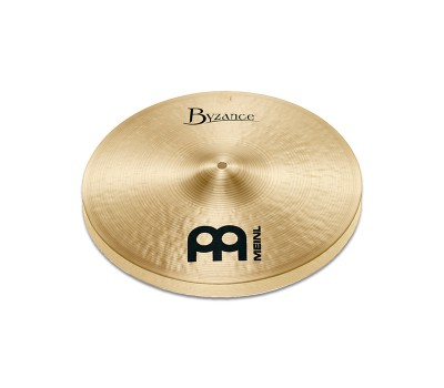 "B14MH Byzance Traditional Medium Hihat Две тарелки 14"", Meinl"