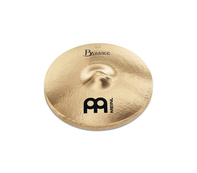 "B14MH-B Byzance Brilliant Medium Hihat Две тарелки 14"", Meinl"