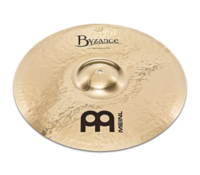 "B22HHR-B Byzance Brilliant Heavy Hammered Ride Тарелка 22"", Meinl"