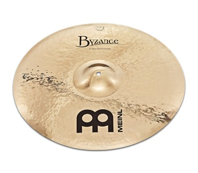 "B22HHC-B Byzance Brilliant Heavy Hammered Crash Тарелка 22"", Meinl"