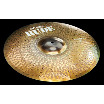 0001125418 RUDE Basher Тарелка 18'', Paiste