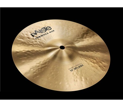 0001142210 Formula 602 Modern Essentials Splash Тарелка 10'', Paiste