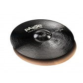 "0001913414 Color Sound 900 Black Heavy Hi-Hat Две тарелки 14"", Paiste"
