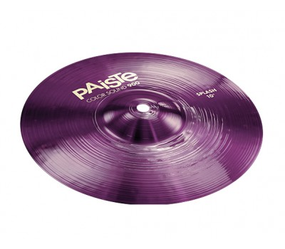 "0001942212 Color Sound 900 Purple Splash Тарелка 12"", Paiste"