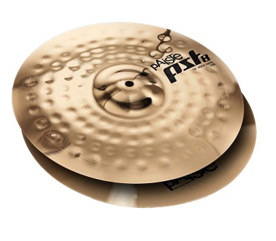 "0001803414 PST 8 Reflector Rock Hats Две тарелки 14"", Paiste"