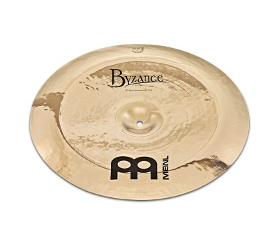 "B20HHCH-B Byzance Brilliant Heavy Hammered China Тарелка 20"", Meinl"