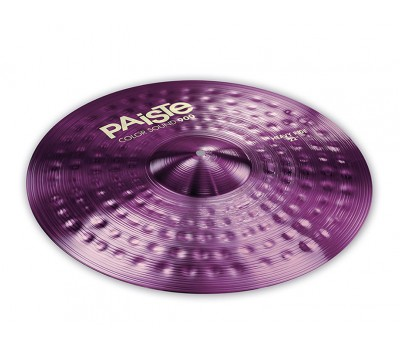 "0001942720 Color Sound 900 Purple Heavy Ride Тарелка 20"", Paiste"