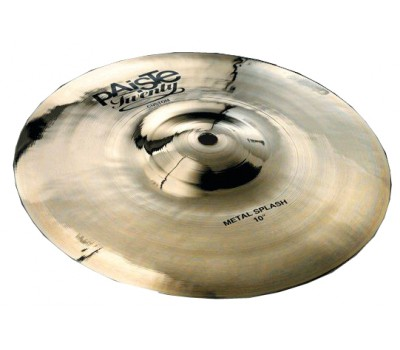 "0005152410 Twenty Custom Metal Splash Тарелка 10"", Paiste"