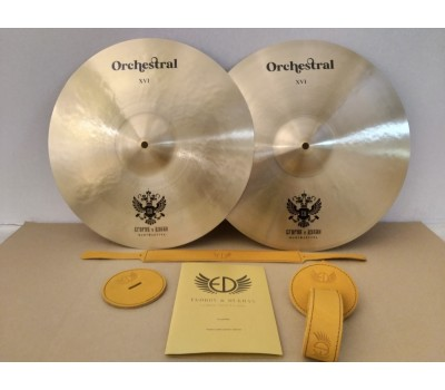 """EDOR16 2020 Orchestral Тарелка 16"""", ED Cymbals"""