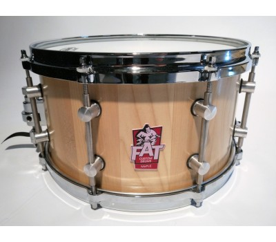 "FAT137csddvMNG Малый барабан 13"" x 7"", Fat Custom Drums"