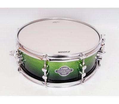 17312821 ESF 11 1455 SDW 13072 Essential Force Малый барабан 14'' x 5,5'', зеленый, Sonor