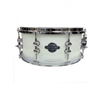 17313033 ESF 11 1465 SDW 13084 Essential Force Малый барабан 14'' x 6,5'', белый, Sonor