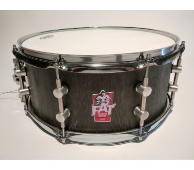 "FAT1465csddvOBM Малый барабан 14"" x 6.5"", Fat Custom Drums"