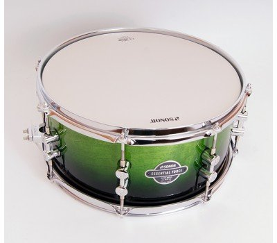 17313021 ESF 11 1465 SDW 13072 Essential Force Малый барабан 14'' x 6,5'', зеленый, Sonor