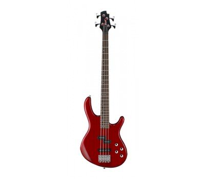 Action-Bass-Plus-TR Action Series Бас-гитара, красная, Cort