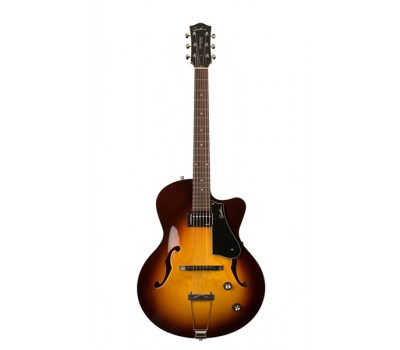 036653 5th Avenue Composer Sunburst GT Электрогитара арктоп, Godin