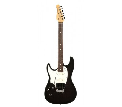 035861 Session Black Burst SG RN Электрогитара леворукая, с чехлом. Godin