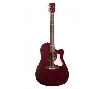 042449 Americana Tennessee Red CW QIT Электро-акустическая гитара, Art & Lutherie