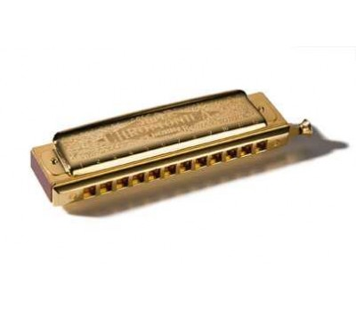 M27099 Chromonica 48 C-major GOLD Губная гармошка Hohner