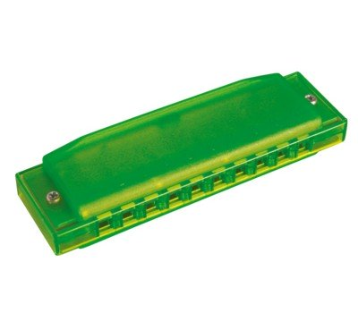 M5153 Happy Color Green Губная гармошка [12/240] Hohner