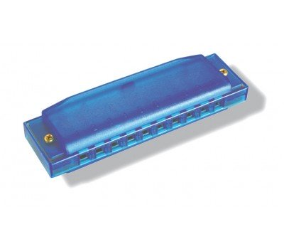 M5152 Happy Color Blue Губная гармошка [12/240] Hohner
