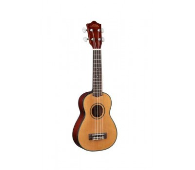 Укулеле сопрано Hohner US-SS Solid Spruce